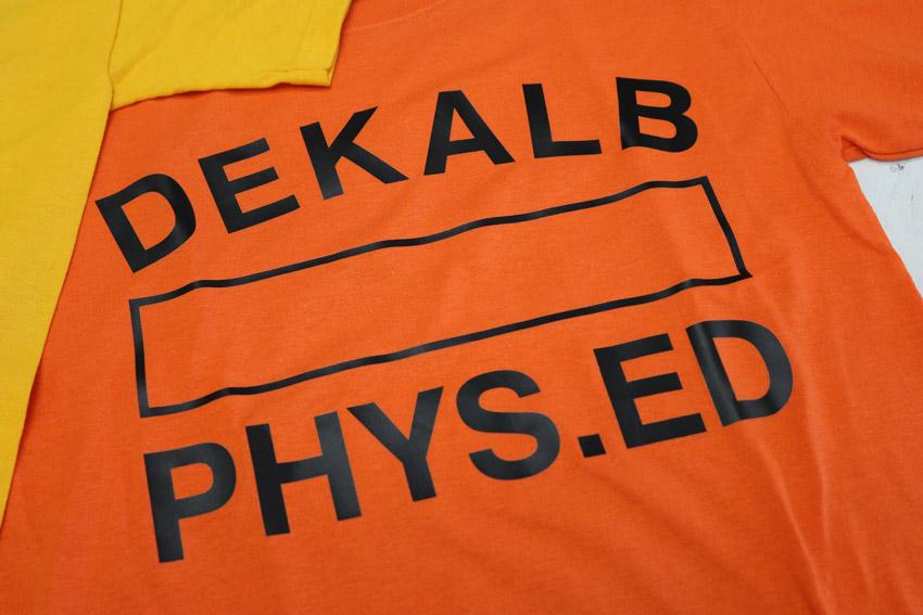DeKalb PE shirt