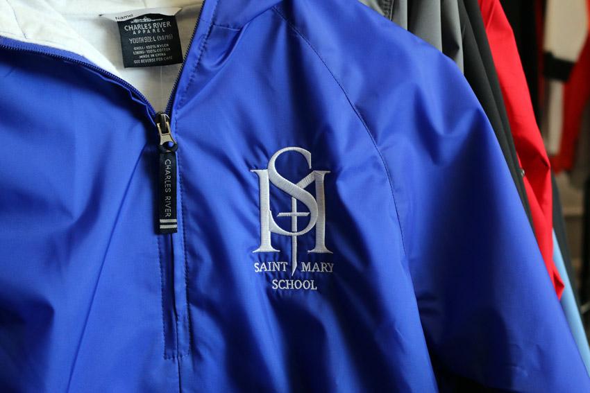 St. Mary's DeKalb Jacket