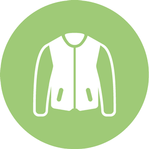 award jacket icon